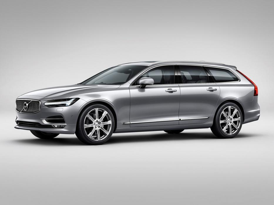 Volvo V90 2016 D3 150CV Automático Inscription - 0