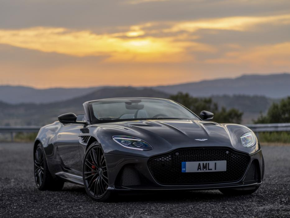 Aston Martin DBS Superleggera - 0