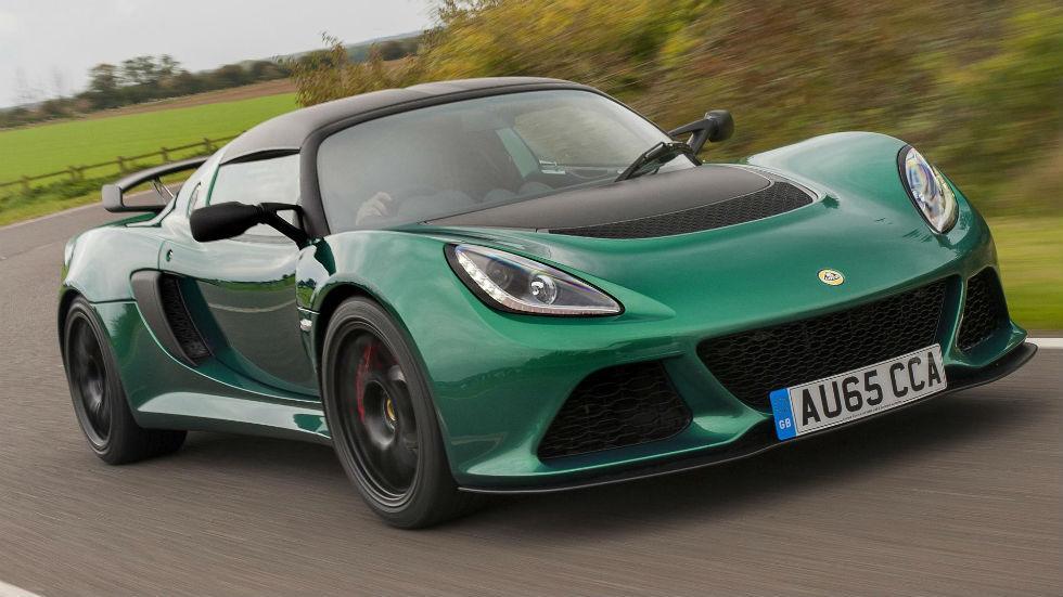 4cbac25640d7 Prueba  El Lotus Exige Sport 350